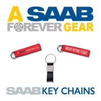 SAAB Key Chains