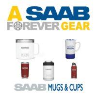 SAAB Mugs & Cups