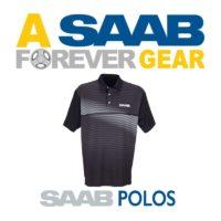 SAAB Polo Shirts