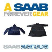 SAAB Sweatshirts & Pullovers